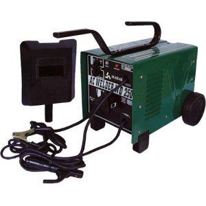 ترانس جوش 250 آمپری متحرك 230/380 ولت  محک WD-250