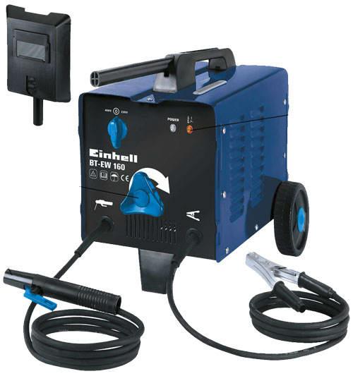 دستگاه جوش 160 آمپری متحرک آینهل BT-EW 160