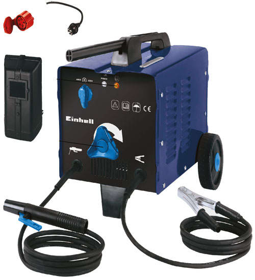 دستگاه جوش 200 آمپری متحرك آینهل BT-EW 200
