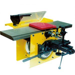 ماشین سه کاره رنده اره دیسکی و کم کنی محک HWM-03A