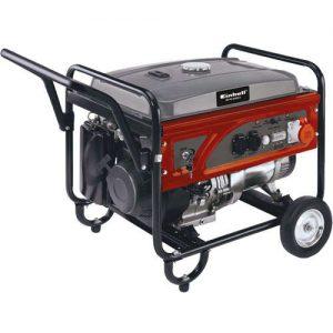 ژنراتور بنزینی 5500 وات دارای خروجی تک فاز و سه فاز  آینهل RT-PG 5500/1 D