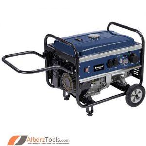 ژنراتور بنزینی 5500 وات دارای خروجی تک فاز و سه فاز  آینهل BT-PG 5500/2D
