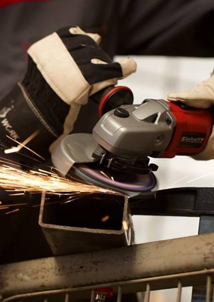مینی فرز آهنگری آینهل