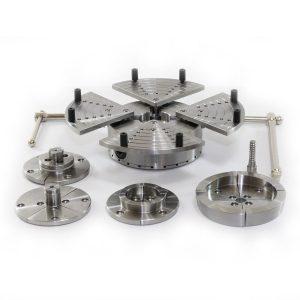 ست چهارنظام خراطی 5.5 اینچ محک CK-5.5Z/S1